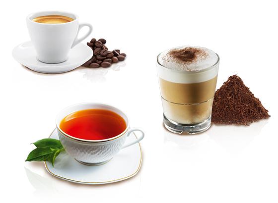 Twist coffee system